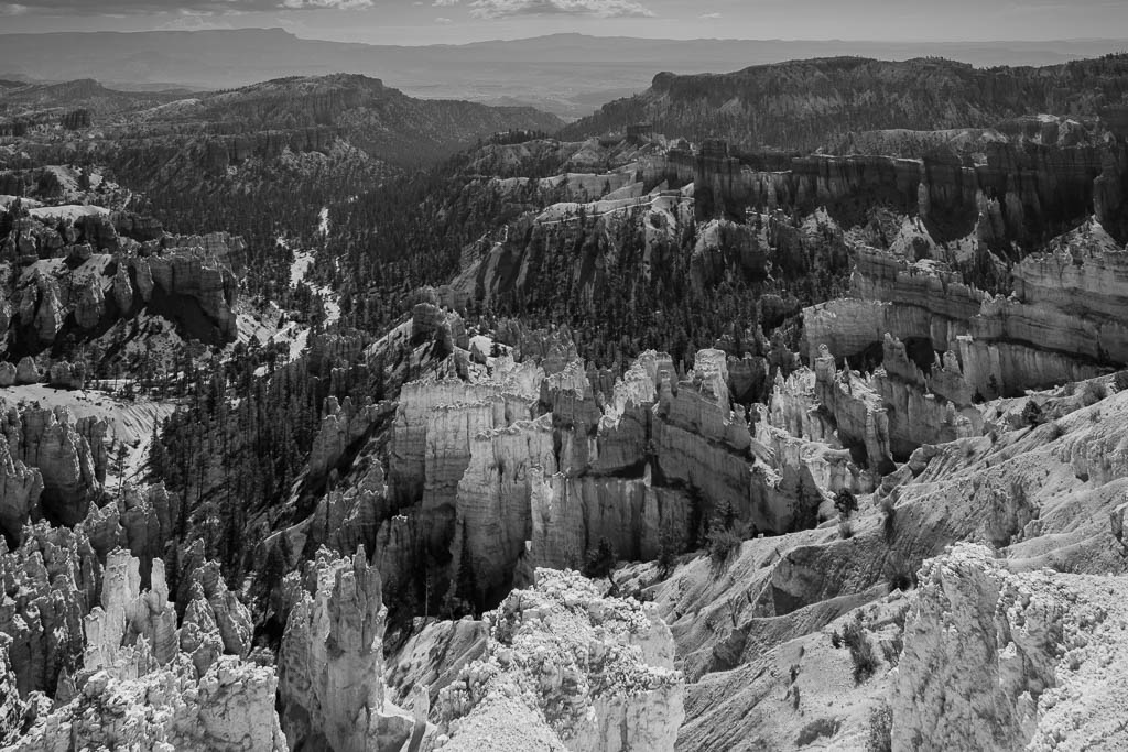 Brice Canyon National Park, Utath, 2013, © Luc Litzler