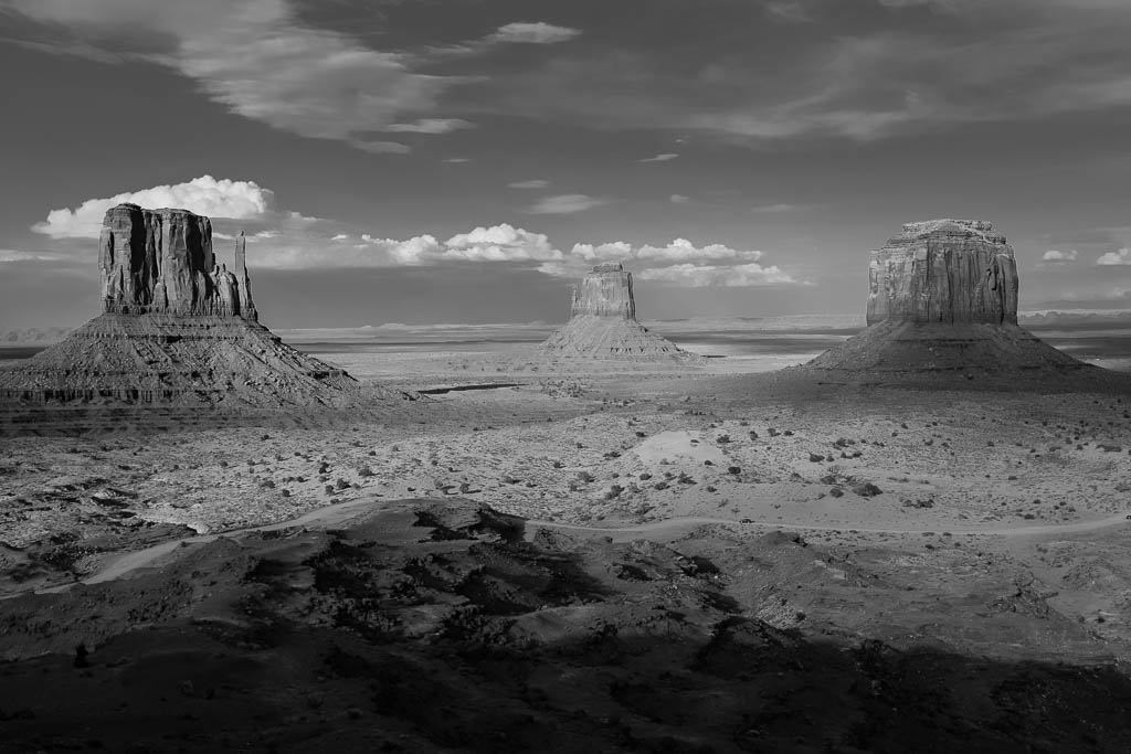 Monument-Valley National Park, Utath, 2013, © Luc Litzler